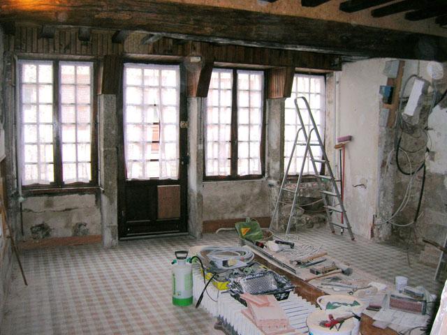 Refaire Electricit Maison Ancienne  Madame Ki